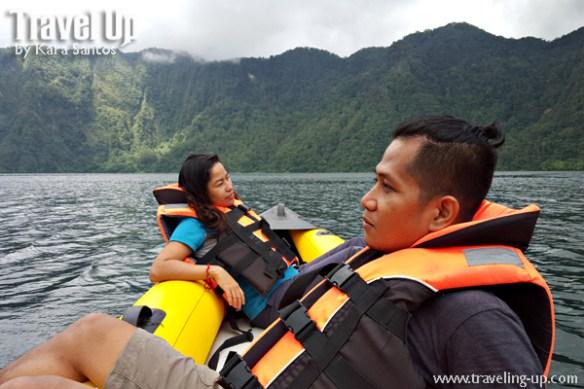 lake holon south cotabato travelup nomadsperspective boat