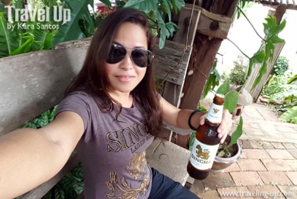 travel up singha beer thailand bangkok