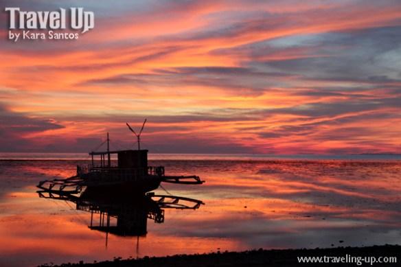 28-biliran-sunset-boat-talahid-beach-resort