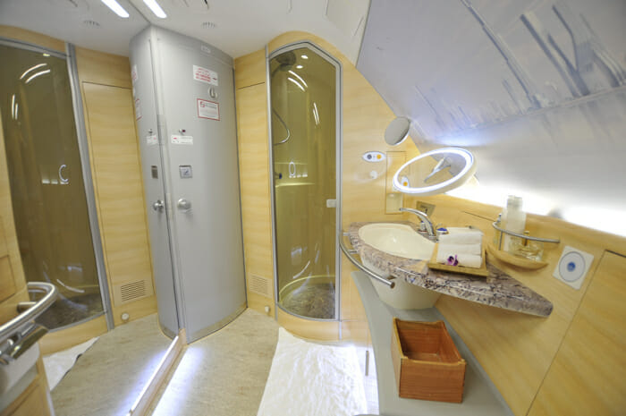 Singapore Airlines Won't Add Showers To Its New First ...