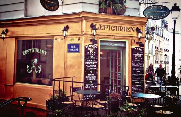 Epicurie in Montmartre Paris