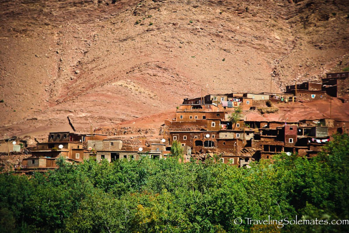 Hiking in the High Atlas Morocco