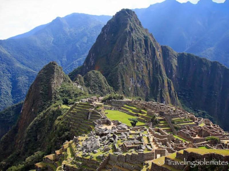 Picture of  Machu Picchu