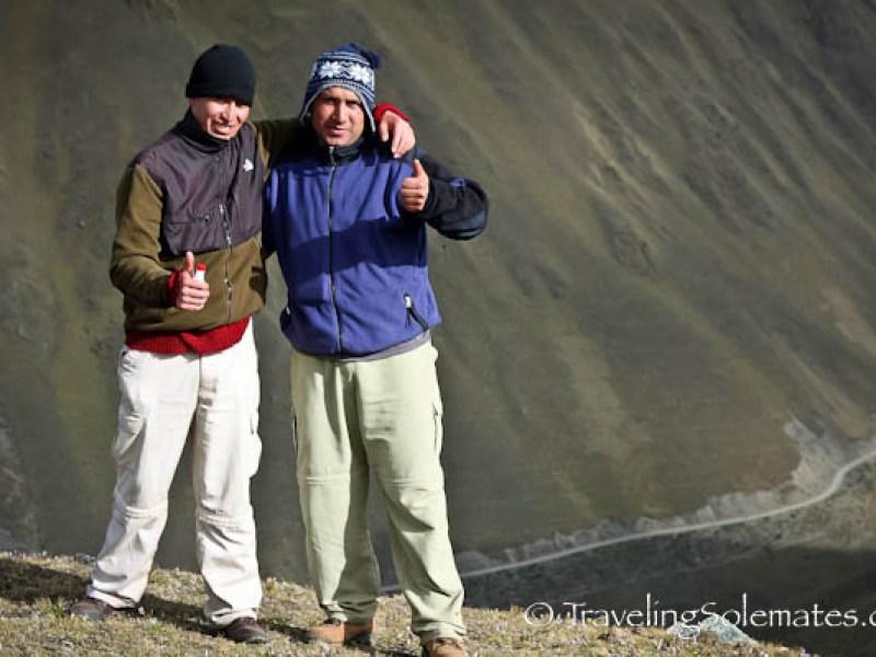 Trekking guides, Lares Valley Trek Peru
