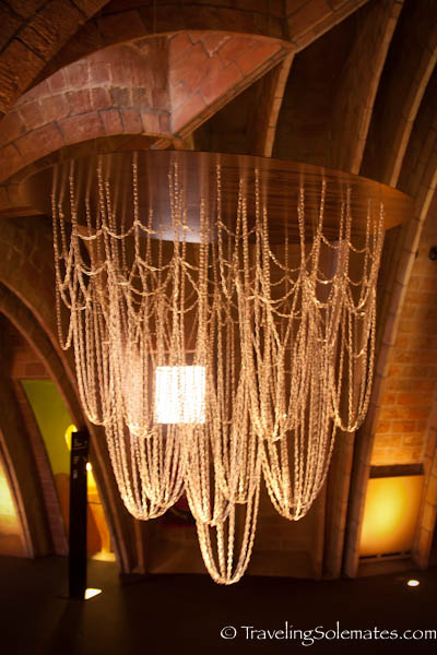 Gaudi's Casa Mila (Casa Pedrera), Barcelona Spain