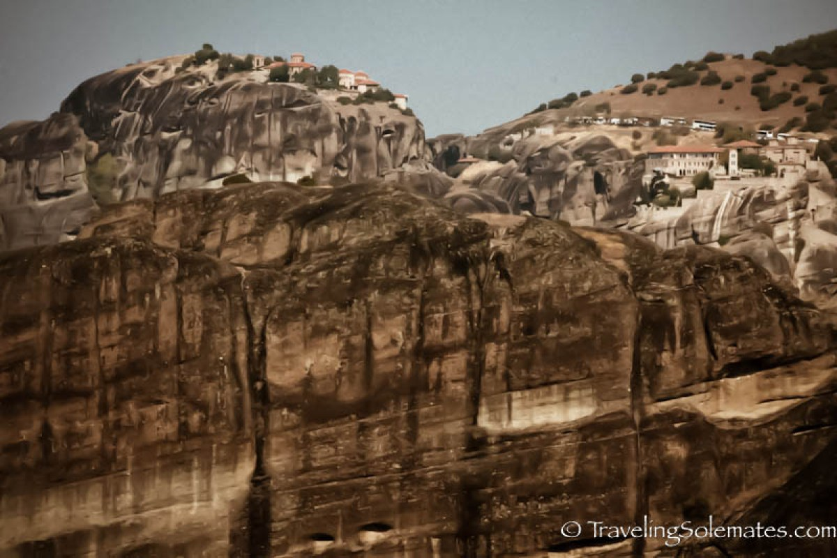 Rocks of Meteora, Greece