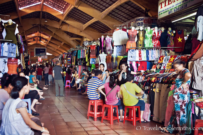 Ben Thanh Market, Ho Chi Minh, (Saigon), Vietnam