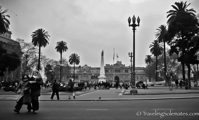 Plaza de Mayo, Buenos Aires Argentina