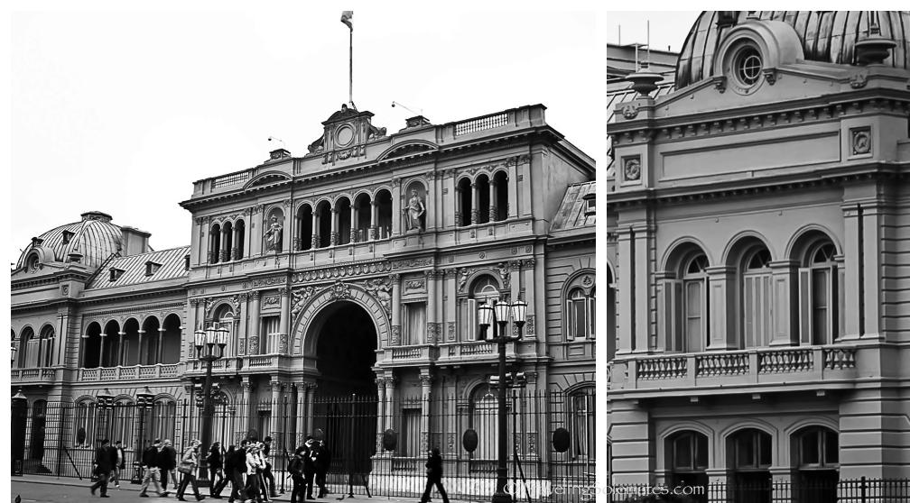 La Casa Rosada, The Presidential Palace, Buenos Aires, Argentina