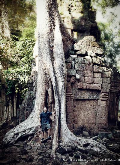 05_Ta Phrom Temple, Angkor, Cambodia