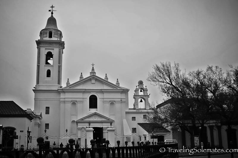 Basilica Nuestra Senora del Pilar, Buenos Aires, Argentina