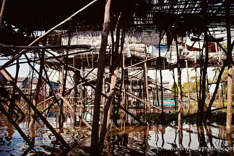 Kompong Pluk, Tonle Sap, Cambodia