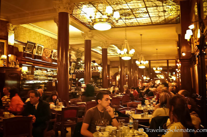 Grand Cafe Tortoni Paris