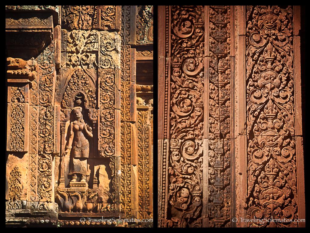 11_Bantay Srei Temple, Outer Angkor, Cambodia
