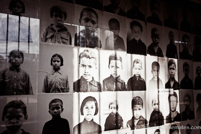 11_Photographs of Victims, Tuol Sleng Prison, Phnom Penh, Cambodia