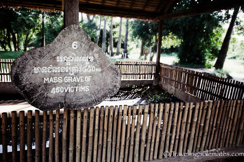 15_Mass Grave, Choeung Ek Killing Fields, Pnohm Penh, Cambodia
