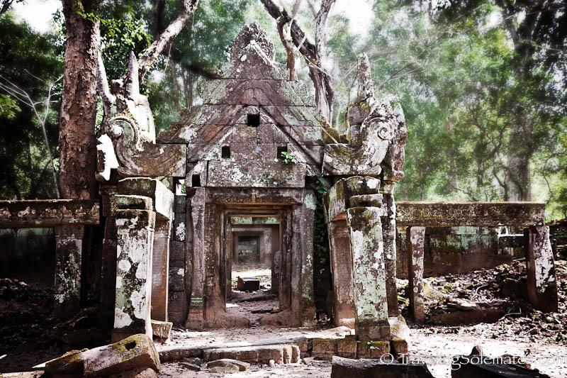Prasat Cha Krap, Koh Ker, Cambodia
