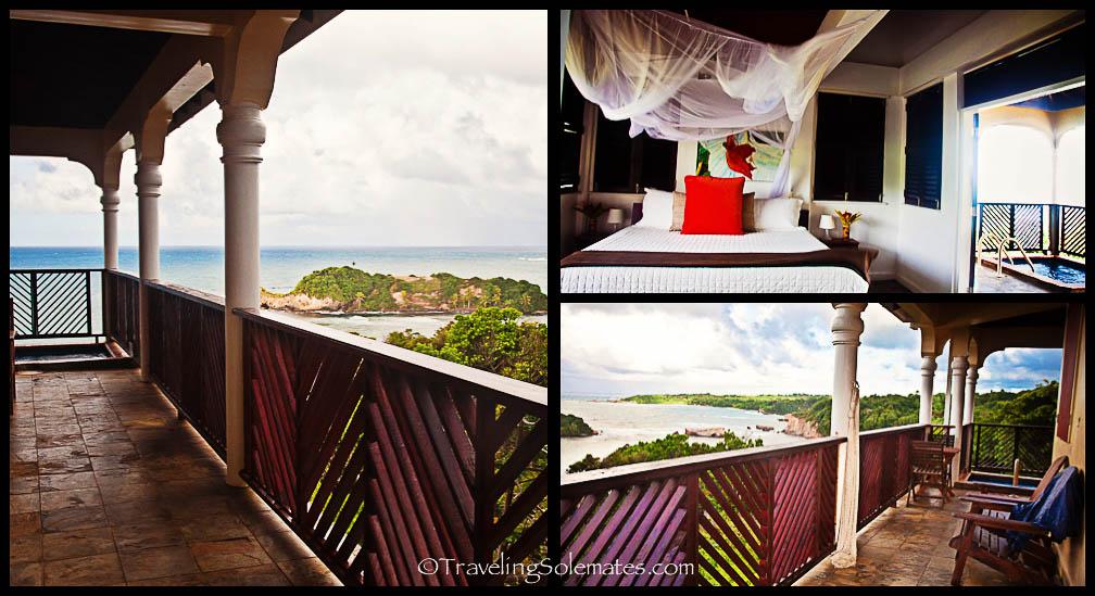 Calabishie Cove, Dominica