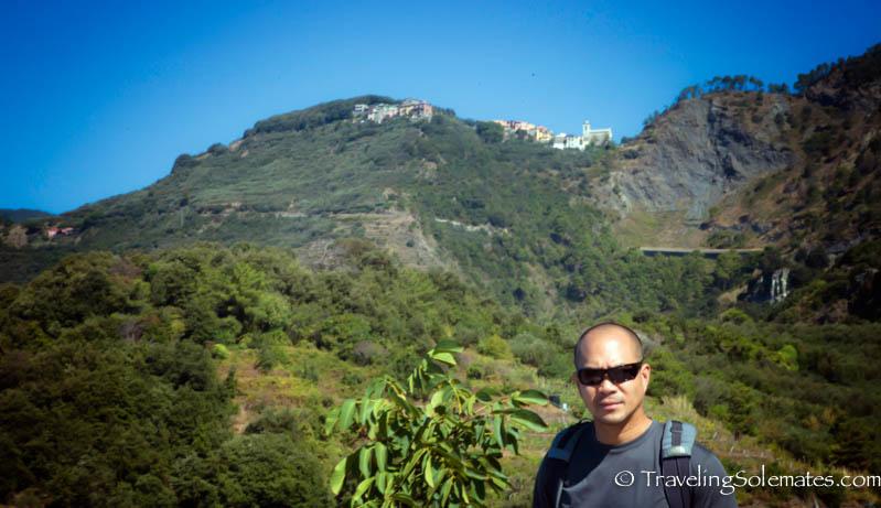 Corniglia, Hiking in Cinque Terre, Italy