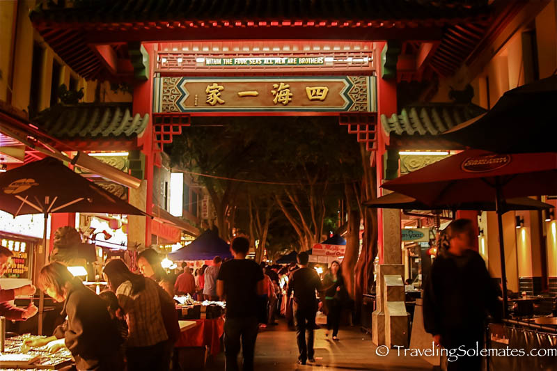 Chinatown, Sydney, Australia