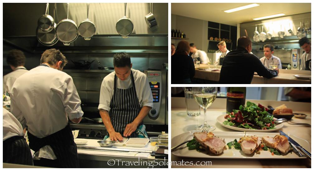 Cumulus Restaurant, Melbourne, Australia