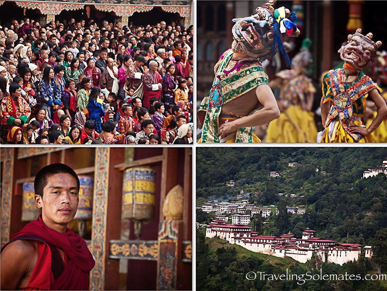Photos of Bhutan