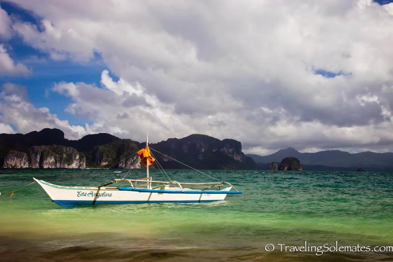Cudugnon Island, El Nido, Palawan, Philippines