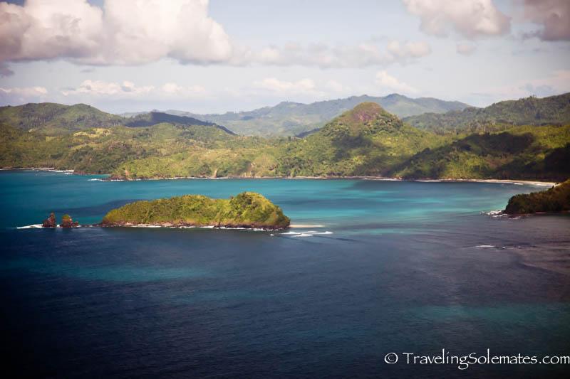View of  El Nido, Palawan, Philippines