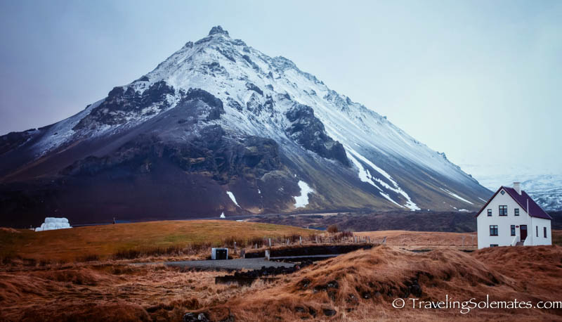 Mount Kirkjufell, Snaefellsnes Peninsula, Iceland