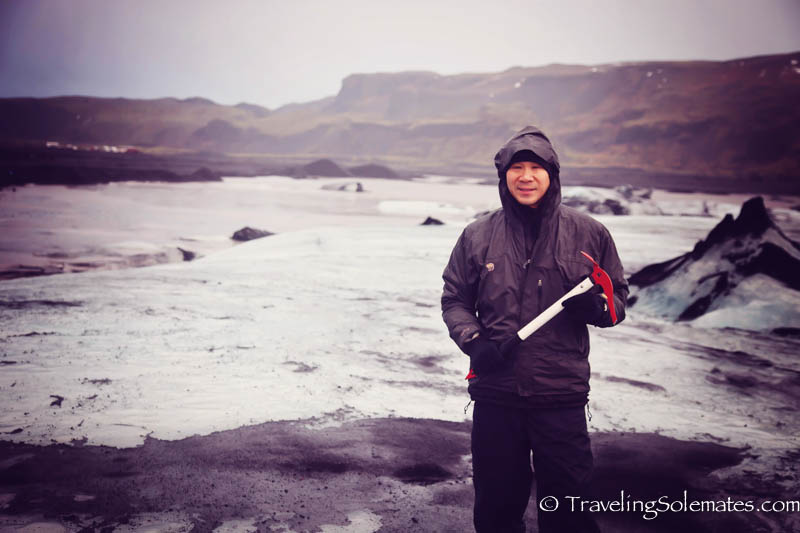 Solheimajokull Glacier Walk, Ic