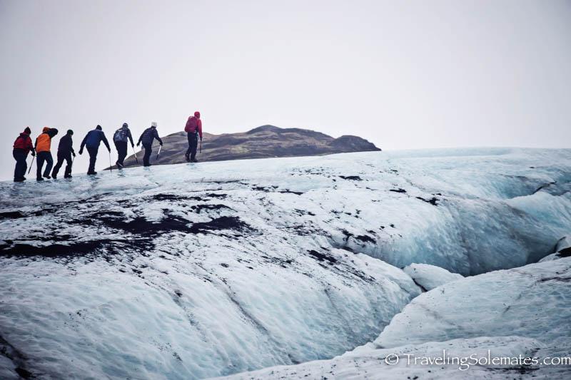 Solheimajokull Glacier Walk, Iceland