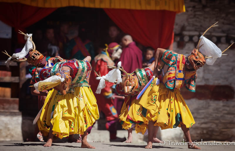 Bhutan: Kayak and Cultural Tours