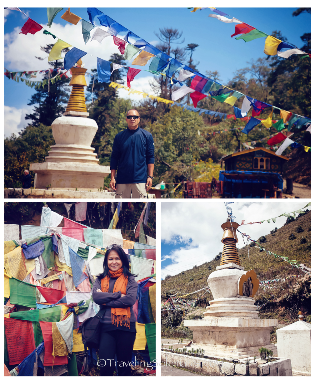 Pele Pass to Trongsa, Bhutan