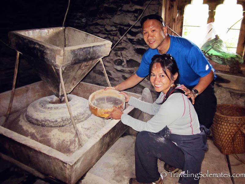 Flour Mill, Ura Valley, Bhutan