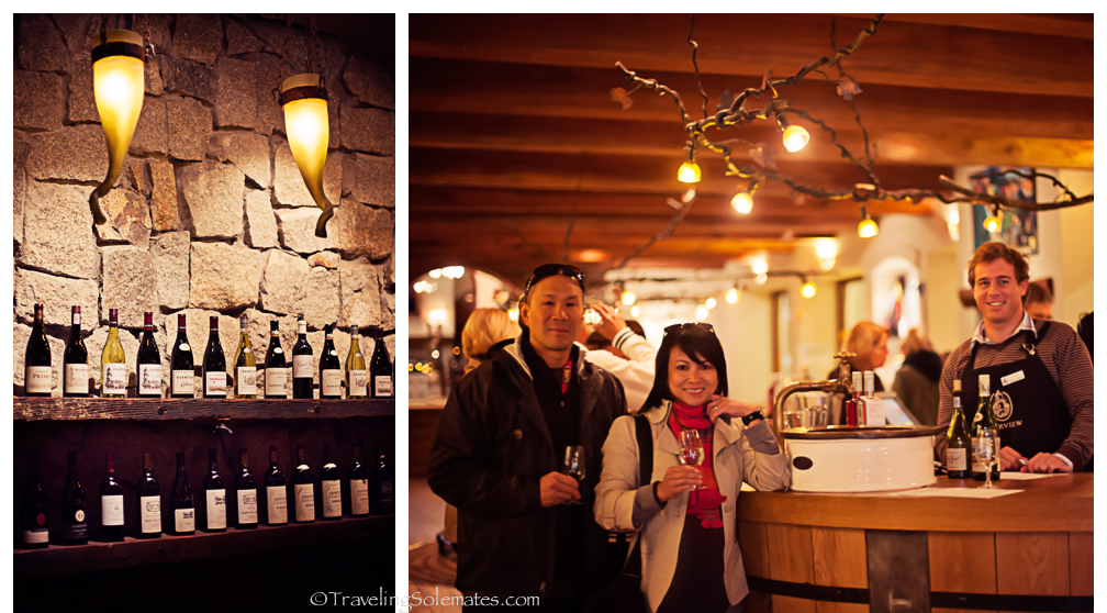 Wine Tasting at Fairview Estate Winery, Paarl, Cape Winelands, South Africa