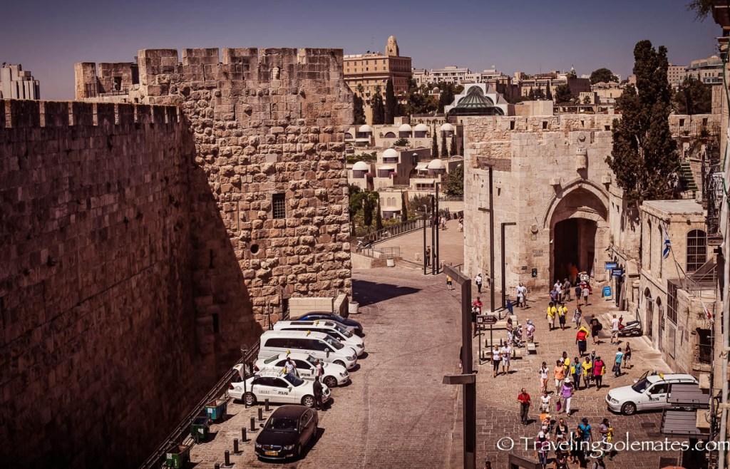 Old City of Jerusalem, Israel.