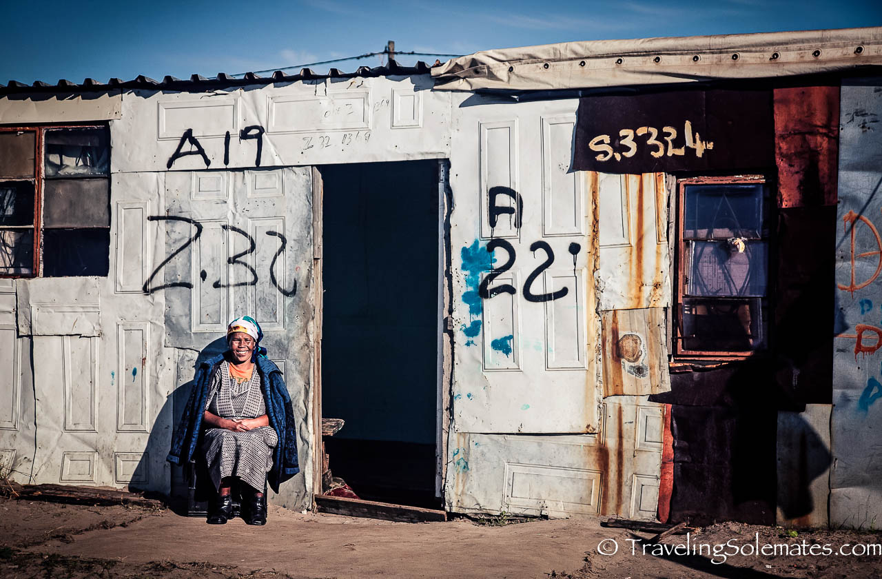 Langa Township, Cape Town, South Africa