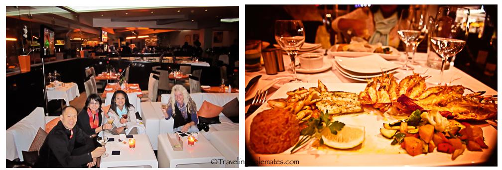Cape Town Dining Scene