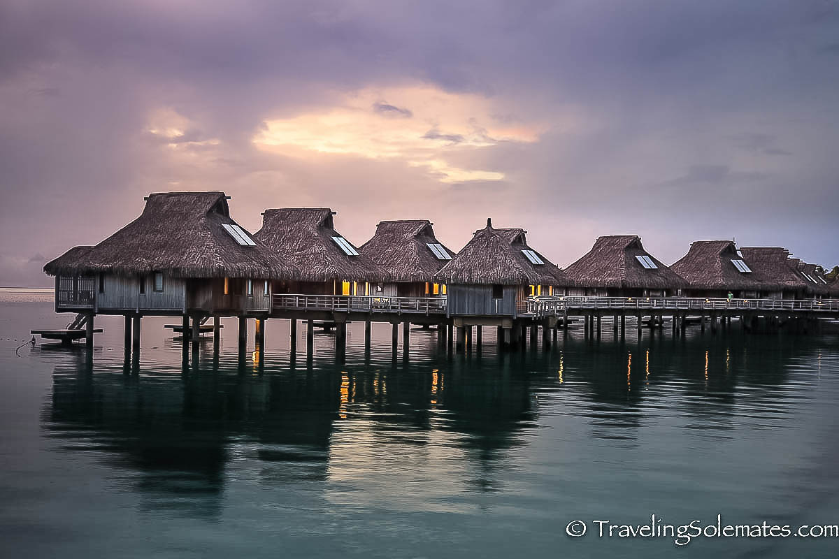 Over Water Bungalow, Hilton Bora Bora Nui Resort and Spa, French Polynesia