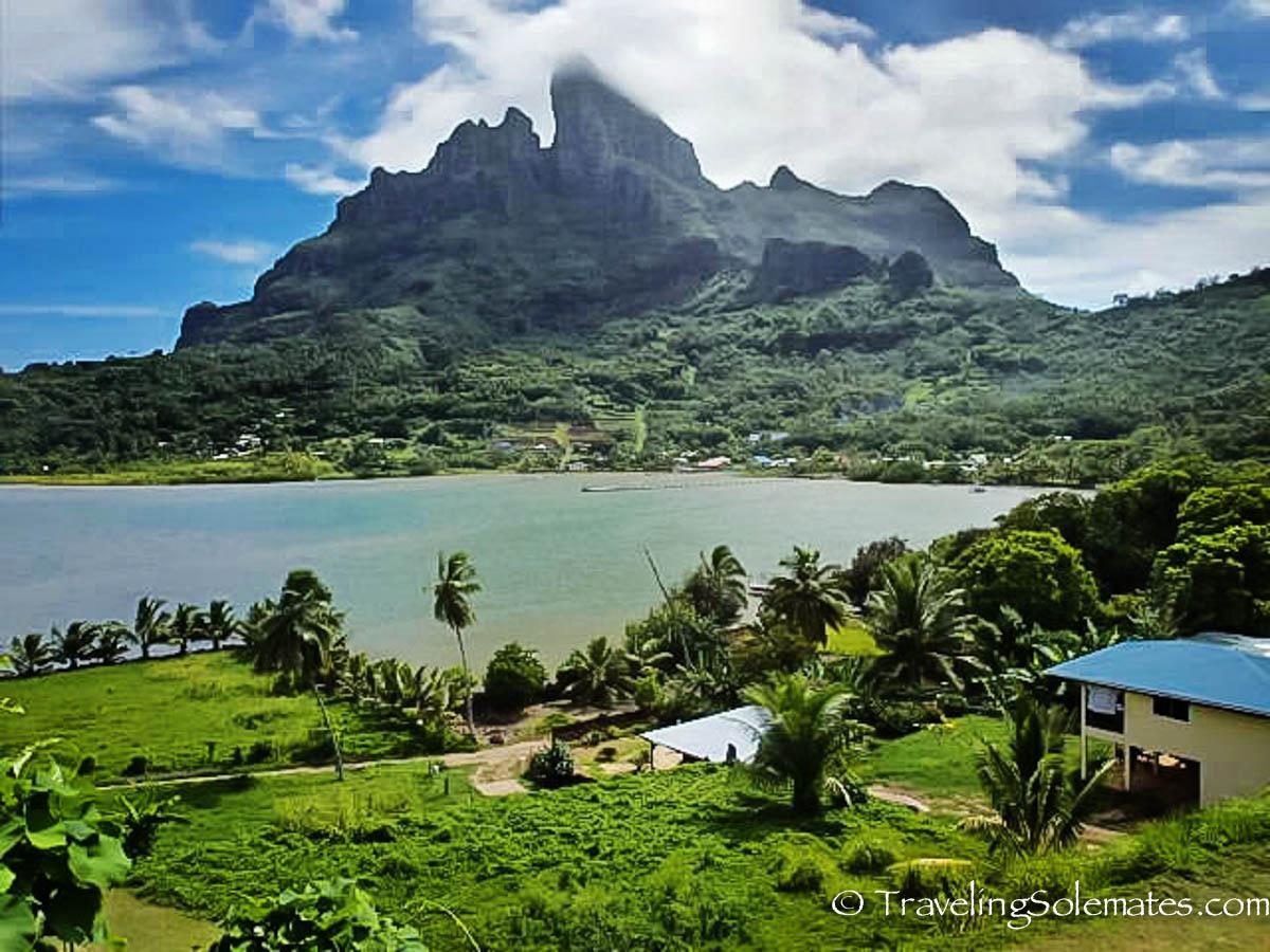 Mainland Bora Bora