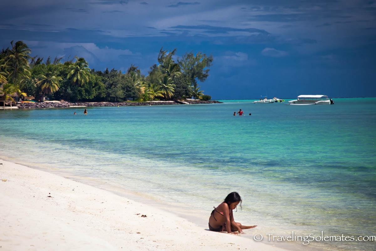 Matira Beach, Mainland Bora Bora