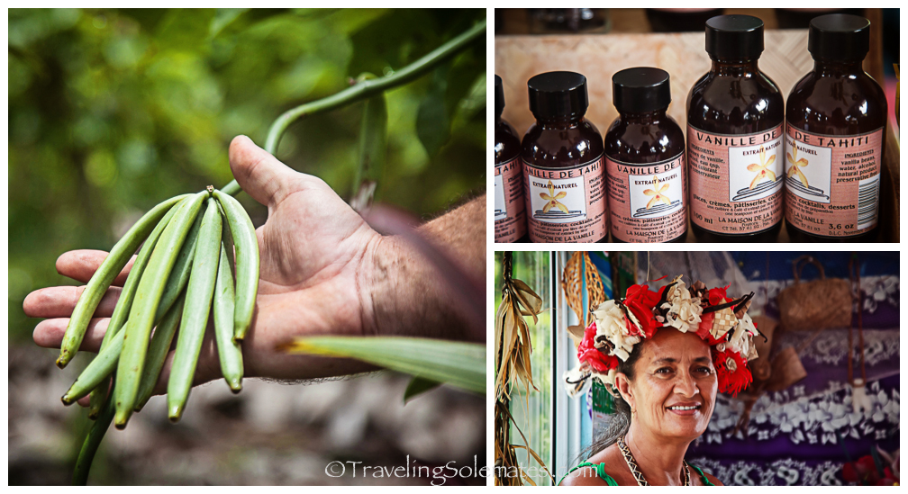 Vanilla Plantation, Huahine, French Polynesia, South Pacific