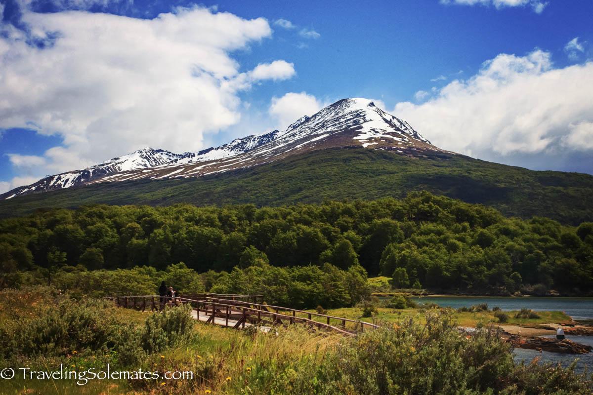 Bahia Lapataia, Tierra del Fuego, Argentina