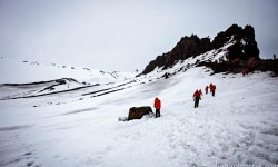 Deception Island, National Geographic Explorer, Antarctica Expedition