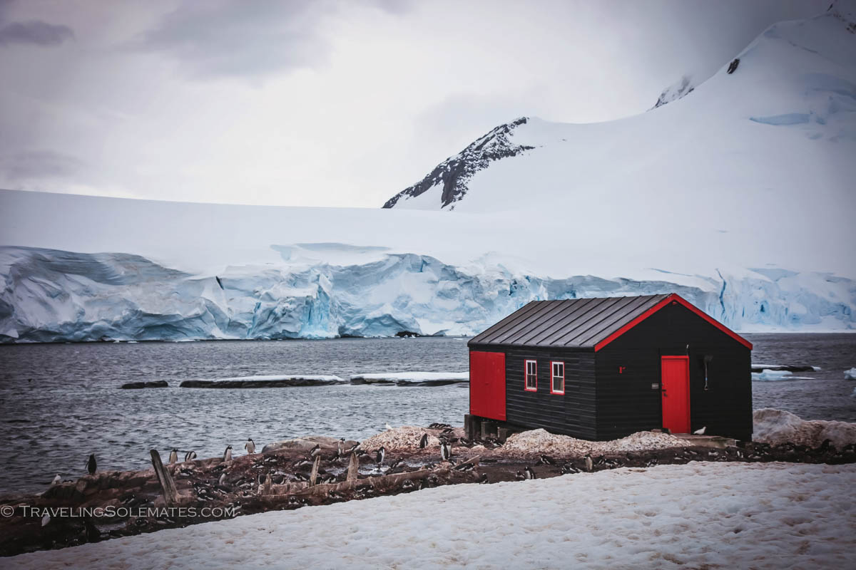 Hut in Port Lockroy, Britishh Base A, Antarctica., Natioanal Geographic Expeditions, Lindblad Expeditions