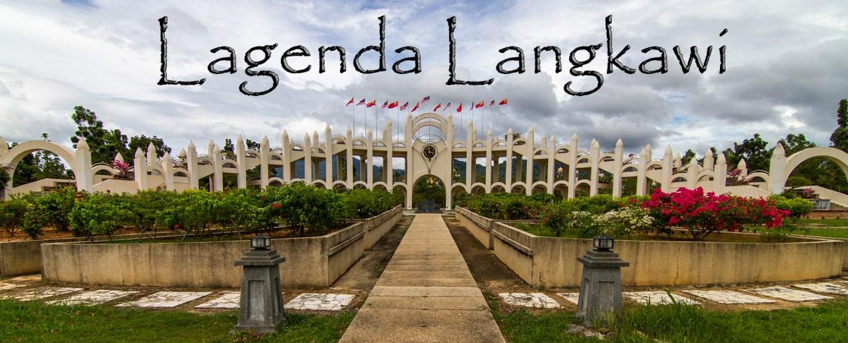 The Lost Legends of Lagenda Langkawi