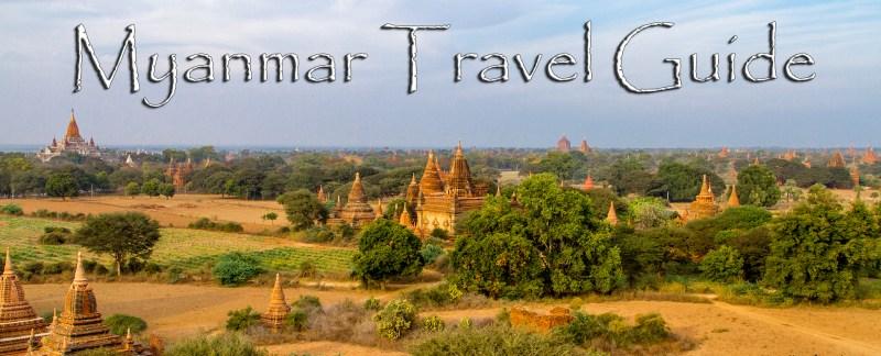 Myanmar Travel Guide B