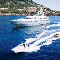 Charter a yacht to explore the other side of Greece