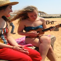 Holidaying in the exotic beaches of Goa