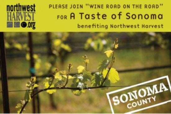 Sonoma Wine Road in Seattle
